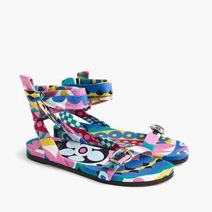 JCREW Size 7 Bedford Sandals in Ratti